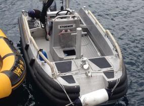stormer workboat 45